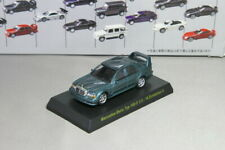 Mercedes-Benz Type 190E 2.5 16 Evolution ll Green 1/64 Kyosho Minicar Collection