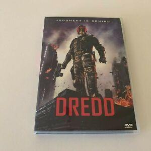Dredd DVD Region 1