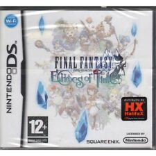 Final Fantasy Crystal Chronicles Nintendo DS NDS Sigillato 5060121824652