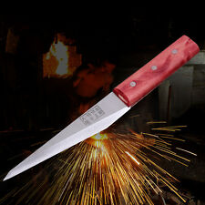 Handmade Steel Kitchen Boning Knife Slaughter Butcher Knives Sushi Tuna Bass Sal