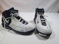 NEW Men's TUBBY SMITH Nike Air Elite TB Shoes - White/Navy (Size 13)