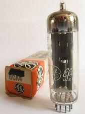 One GE 6CA4 (EZ81) tube - New Old Stock / New In Box (Date code: EV)