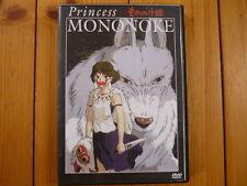 PRINCESS Mononoke dual layer disc MADE IN JAPAN DVD RAR!