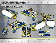 Yamaha YZf 250 450   graphics sticker kit '03 - '04 - '05