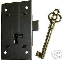 REPAIR PARTS FLUSH MOUNT LOCK & KEY M1852