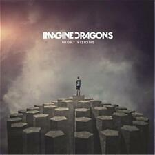 Imagine Dragons Night Visions Deluxe Edition 20 Tracks CD NEW