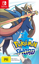 Pokemon Sword Switch Game NEW