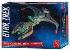 AMT/MPC 591027 - 1/1400 Star Trek Klingon Vor'cha - Neu
