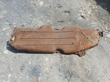 Land Rover discover 3 fuel tank guard