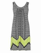 MARKS & SPENCER - M & S Dress-Beachwear-Cover up tribal print uk 8