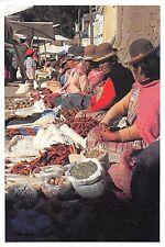 BG21244 bolivia types vendedoras en el mercado de copacabana  folklore