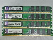 3X 1GB DDR2 KINGSTON KVR667D2N5//1G MODULE COMPUTER MEMORY DIMM RAM  LOT