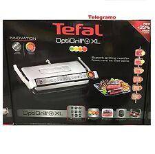 TEFAL OPTIGRILL XL  AUTOMATIC GRIDDLE GRILL KITCHEN Contact grill 2.000 Watt 33%