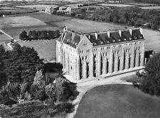 Carte PLOUHARNEL Vue aérienne Abbaye Sainte Anne de Kergonan