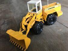 Conrad Liebherr Diecast Metal Model 2887 L 531 Wheel Loader Excavator 1/50 Scale