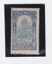 sweden 1903 Sc 66 post office,set MNH  $240       q1827