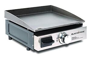 Portable Camping Cooking Flat Top Grill BackYard Flattop Propane Gas Outdoor