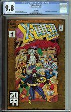 X-MEN 2099 #1 CGC 9.8 GOLD VARIANT EDITION 1ST APP BLOODHAWK MEANSTREAK