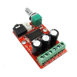 XH-M145 Mini Audio Power Amplifier AMP Board 12V 1.5A Module Adjustable Volume