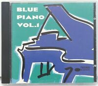 Blue Piano, Vol. 1 by Various Artists (CD, Mar-1992, Blue Note (Label))