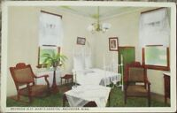Rochester, MN 1920 Postcard: St. Mary's Hospital Bedroom - Minnesota Minn