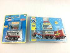 Thomas & Friends Take Along Die Cast Vehicles Sodor Birthday Cars & Dennis - NEW