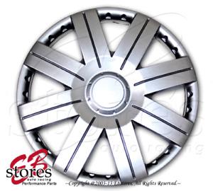 "One Set (4pcs) of 15 inch Rim Wheel Skin Cover Hubcap Hub caps 15"" Style#613"