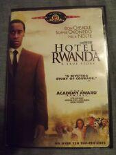 Hotel Rwanda (Dvd) 2004