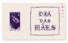 Brazil Scott 1048a, MNH, Madonna and Child, 15c Souvenir Sheet