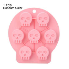 Halloween Witch Flexible Silicone Fondant Mold Chocolate Sugarcarft Mould Baking