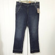 Women's Anthropologie Pilcro And The Letterpress Buckle Back Crop Denim Jeans 30