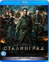 *NEW* Stalingrad (Blu-ray, 2013) Russian WWII movie