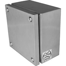 316 Stainless Steel Terminal Enclosure 200Hx200Wx120D