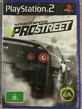 Need for speed pro street ps2 playstation 2 game