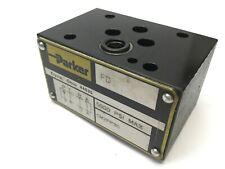Parker Cm2pp30 Hydraulic Check Valve 5000 Psi Max