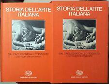 Paolo Fossati (coordinata da), Storia dell'Arte Italiana – Vol. 6** (Settecen...