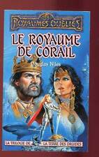 DOUGLAS NILES: ROYAUMES OUBLIES N°32. 1998.