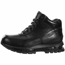 Mens Nike AIR MAX GOADOME Boots -Black -599474 050 -Sz 10 -New