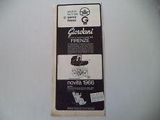 advertising Pubblicità 1966 PASSEGGINO CARROZZINA GIORDANI