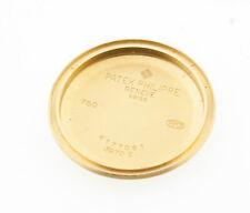 Patek Philippe Grand Complications 3970J 18kt Yellow Gold Watch Caseback Part