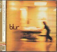 Blur / Blur Self Titled JAPAN CD with OBI 1 Bonus Track TOCP-53319