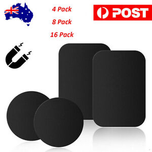 Replacement Metal Plate Disc for Magnetic Car Dash Phone GPS PDA Mount Holder
