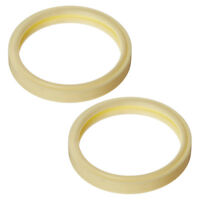 2 Pack- Pentair AmerLite Pool Light Lens Gasket Replacement 79101600Z