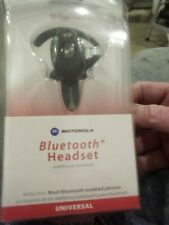 Verizon Motorola Bluetooth Headset