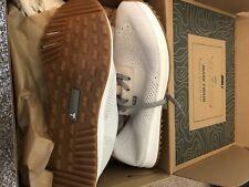 TRUE Linkswear True Knit White Golf Shoes Men's Size 11 New In Box
