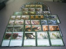 MTG Magic Modern GREEN GATECRASH ING DECK Spider Spawning Skarrg Goliath Ancient