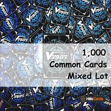 Cardfight Vanguard Job Lot Of 1000 Mixed Common Cards: CFV TCG Trading Card Game