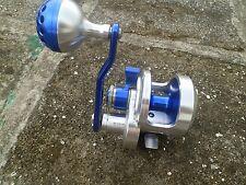 Saltwater Overhead Jigging Fishing Reel Full Metal Manufacturing 8+2BB PE3