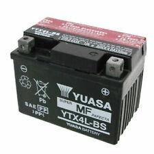 Baterías Yuasa para motos Suzuki
