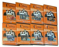 8 Dvd Lotto Stock QUARTETTO CETRA Rai Trade collezione